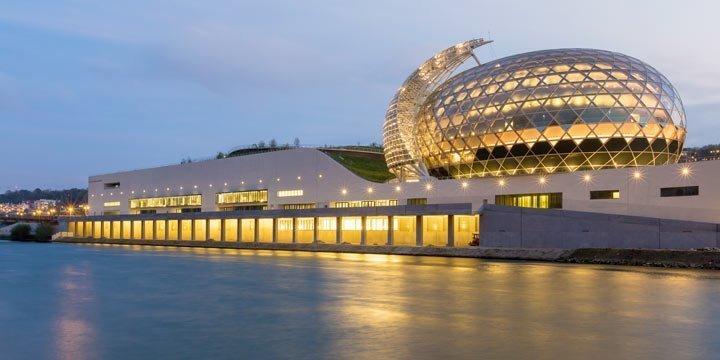 So nachhaltig ist Frankreichs neues Konzerthaus