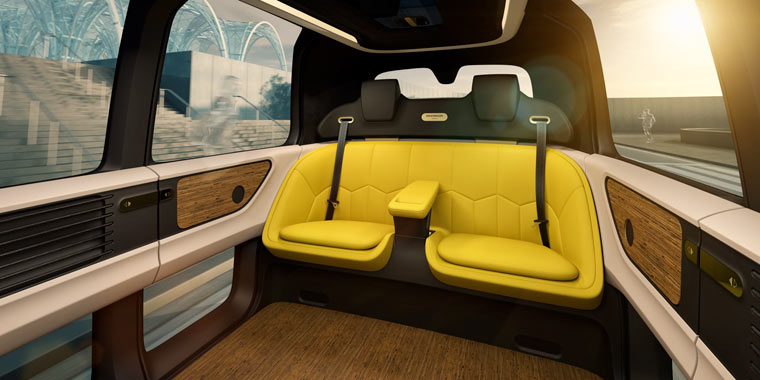 Autonome Fahrzeuge: Sieht so das Auto von morgen aus?