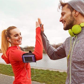 In 5 Schritten zu mehr Sport