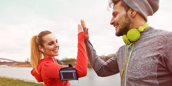 In 5 Schritten zu mehr Motivation zum Sport