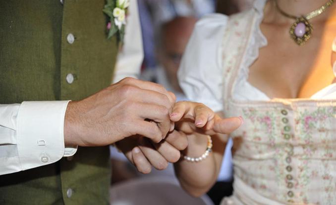 heiraten im höchsten Standesamt