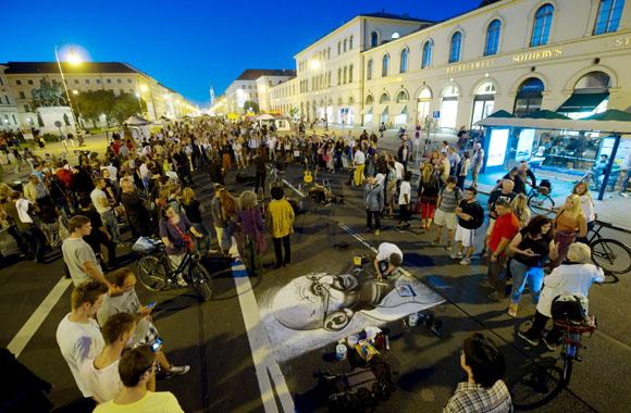 Streetlife Festival 2014: Münchens größtes Umwelt-Straßenfest