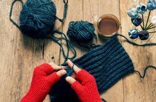 Warum Stricken als Hobby gesund macht und entspannt