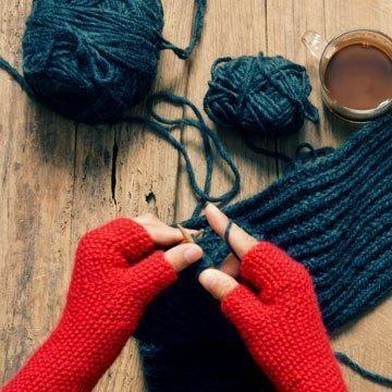 Handarbeit macht Spaß und stärkt unsere Gesundheit
