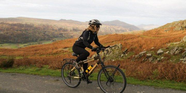 Auf dem Fahrrad durch Südamerika für Biodiversität