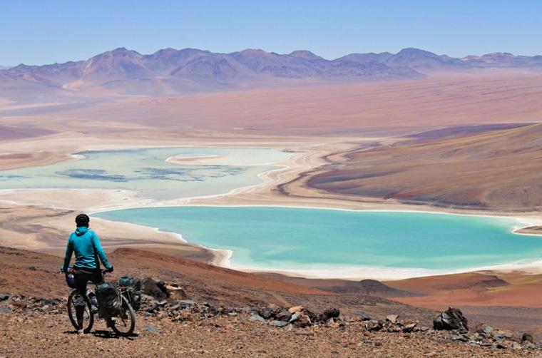 Südamerika, Reise, reisen, Fahrrad, Fahrrad-Reise