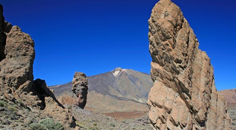 Dann gibt es da noch den spektakulären, riesigen und magischen Nationalpark El Teide, der von der Unesco zur Welterbestätte ernannt wurde.