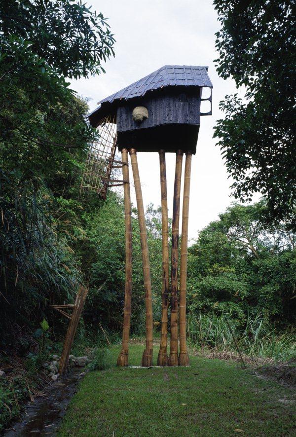 München Villa Stuck: Ausstellung nachhaltige Architektur von Fujimori