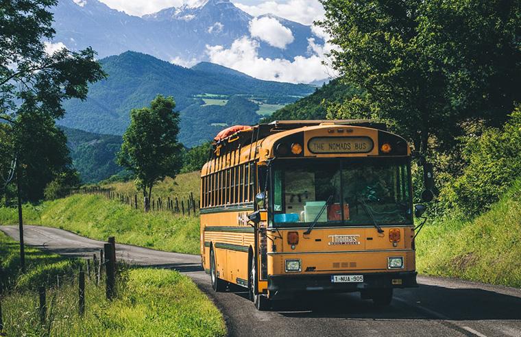 The Nomads Bus Hostel