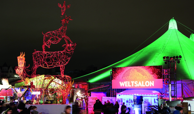Winter Tollwoodfestival