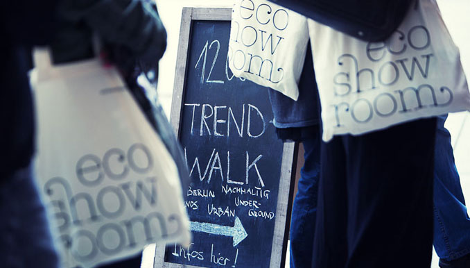 Trendwalk durch Berlin zeigt die Upcycling-Szene
