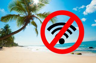 Ausgeloggt: Urlaub vom Elektrosmog