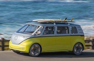 VW plant den neuen Elektro-Bulli!