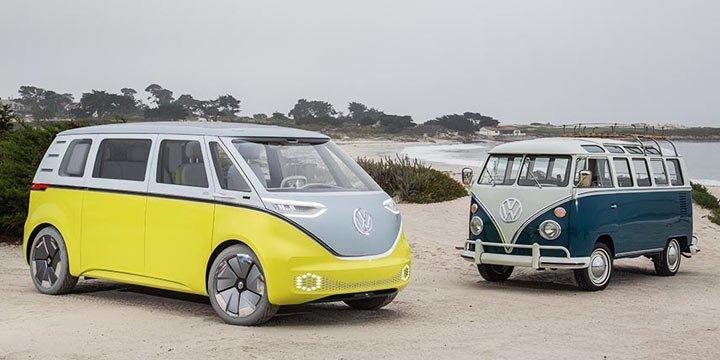 VW plant den neuen Elektro-Bulli