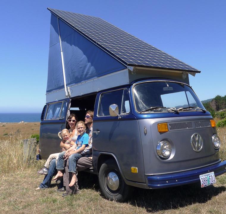 vw elektro buli l dt sich selbst auf elektromobilit t solarenergie. Black Bedroom Furniture Sets. Home Design Ideas