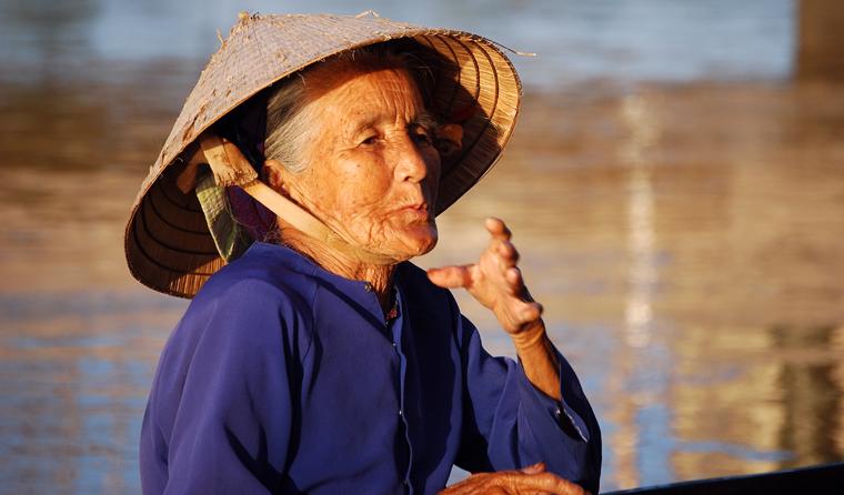 Den Zauber Vietnams erfahren Sie auf der 16-tägigen gleichnamigen Reise.