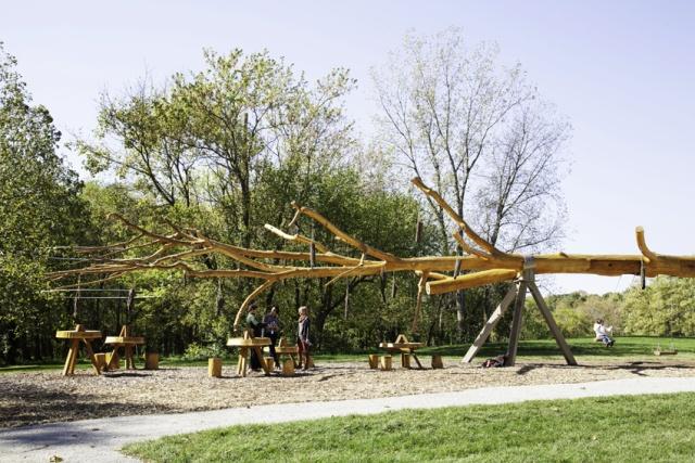 Visiondivision: Organische Architektur und das ungewöhnlichste Baumhaus der Welt