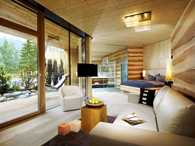 Hotel Waldklause - Enterieur