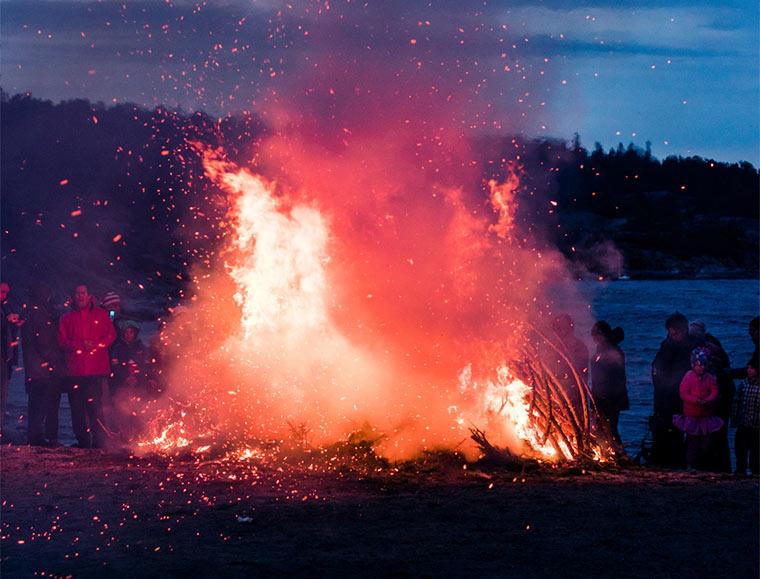Walpurgisnacht - Tanz in den Mai