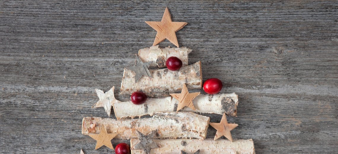 Umweltschonende Weihnachten - plastikfrei und nachhaltig