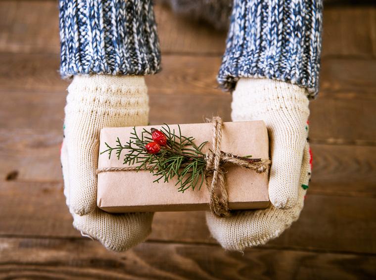 Nachhaltiges Geschenk