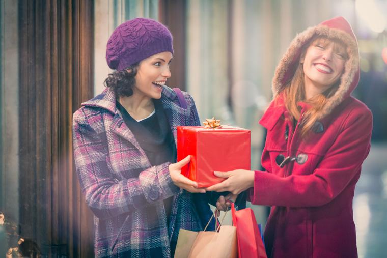 Weihnachtsgeschenke für Frauen: ökologische Geschenk-Ideen