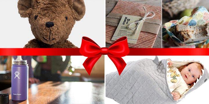 11 umweltfreundliche Geschenkideen