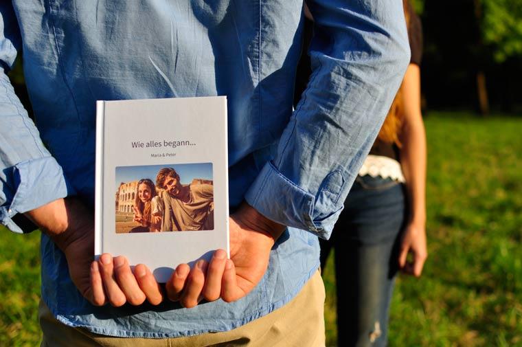 WhatsApp Buch als Valentinstags-Geschenk