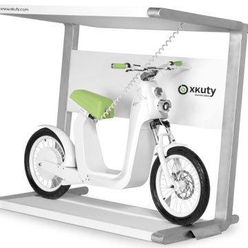 Der Eco-Fahrspaß: Mit dem Solar-Roller unterwegs