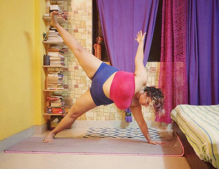 Yoga ist für jeden geeignet