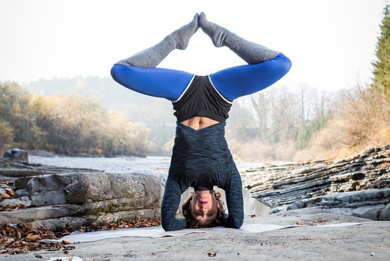 Yogamatten für ecowomen