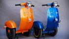 Emissionsfrei und stylisch der Zeroscooter