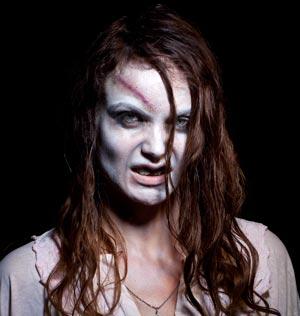 Zombie Braut: Ein Halloween Kostüm zum selbst basteln