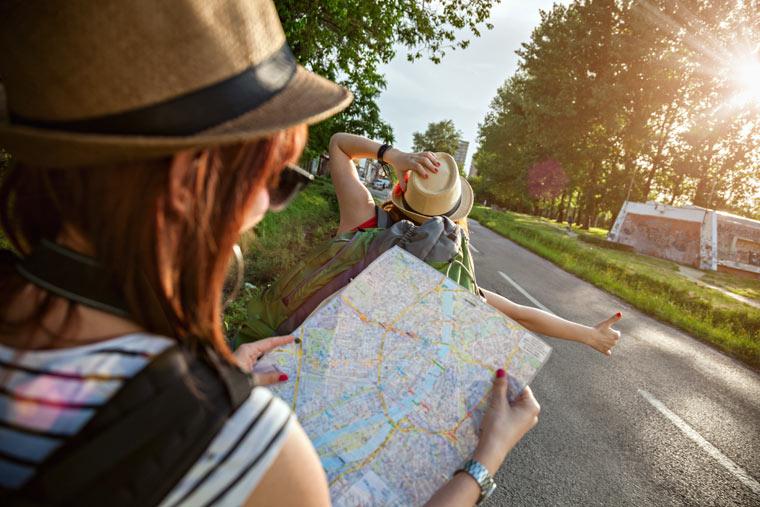 4 Tipps wie du umweltschonend und mit kleinem Budget reist