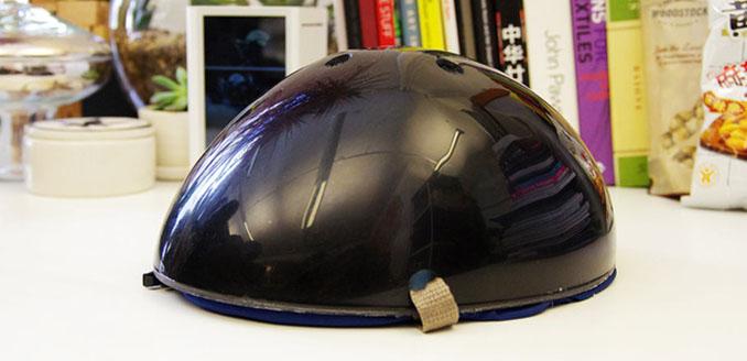 Das ist der Rohling, auf dem die Hutaufsätze passen © Bandbox