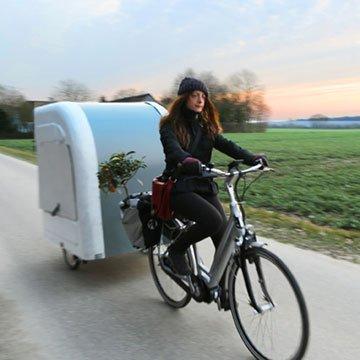 So klapt es mit der Fahrrad-Camping-Tour