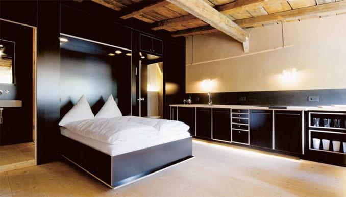 Da lässt sich s gut leben... Luxus gepaart mit Natürlichkeit im Bio-Hotel Moormann berge ©biohotels.info