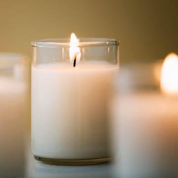 Tolle Geschenkidee: Bio-Kerzen selber machen!