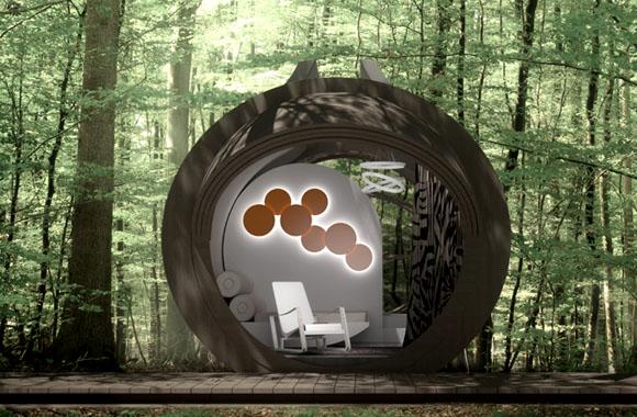 Drop: Designhotel mit grünem Daumen