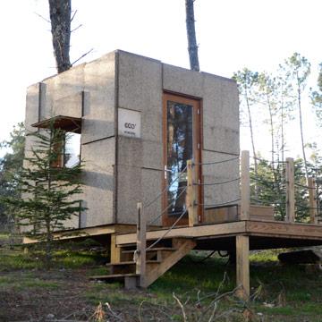 Glamping: Dieses Minihaus lässt sich fast überall aufbauen