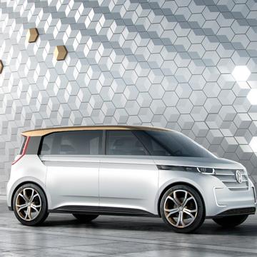 VW präsentiert Elektro-Minibus