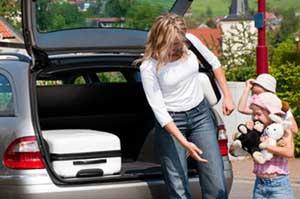 eco woman e car