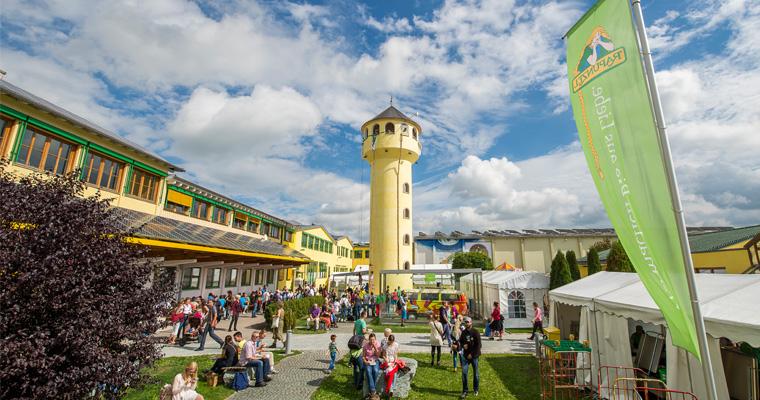 Nachhaltiges Festival für eine gentechnikfreie Zukunft