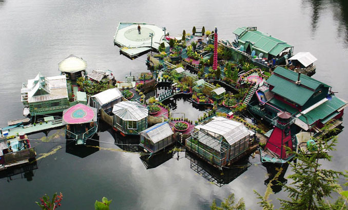 Sustainable Island die grüne Insel