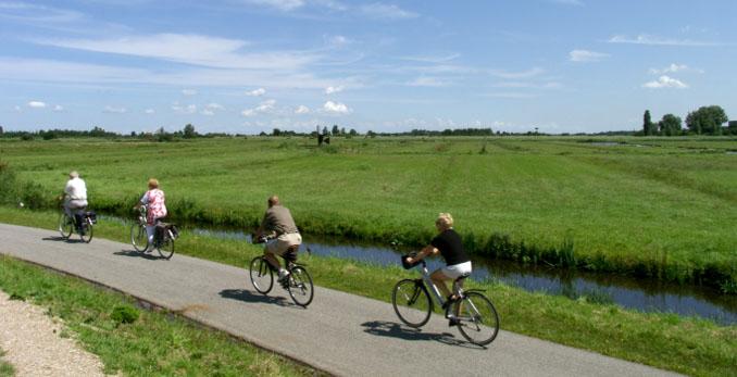Ein gutes Aufbautraining für Anfänger werden im holländischen Flachland geboten. ©iStockphoto