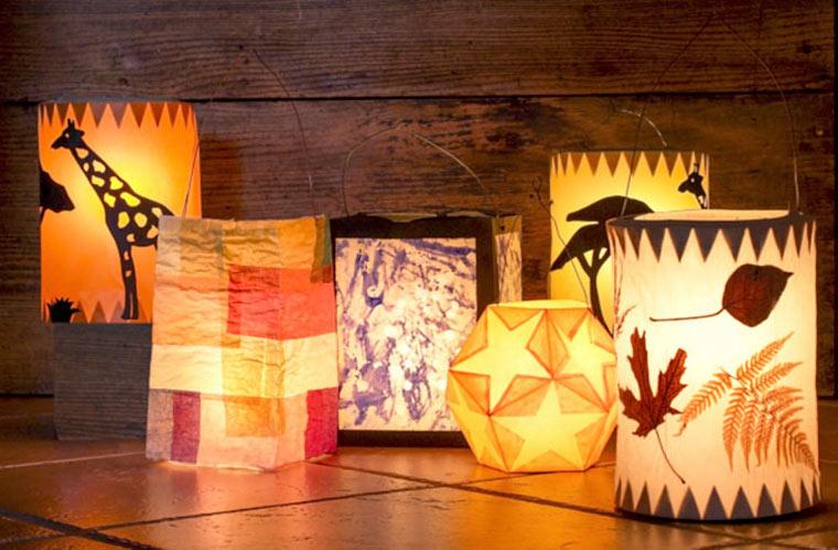 Holen Sie sich heute die Ideen fürs Basteln einer Laterne ab © Marina Lohrbach ( iStock)