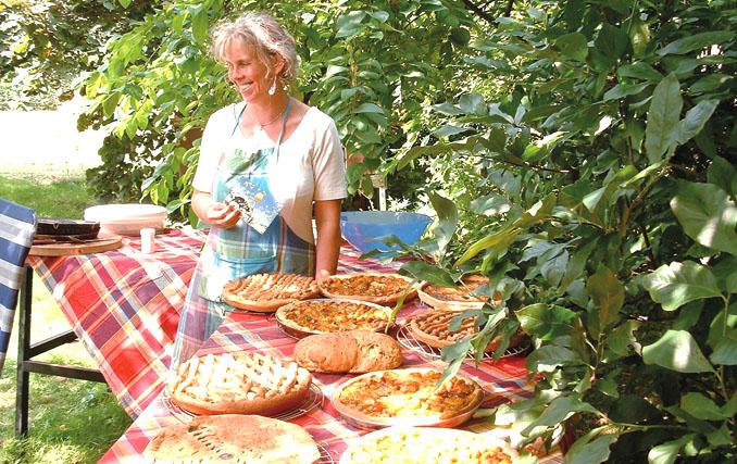 Zum Reinbeißen: Können Sie auch den frischen Kuchenduft riechen? ©Tourismusbüro Limburg