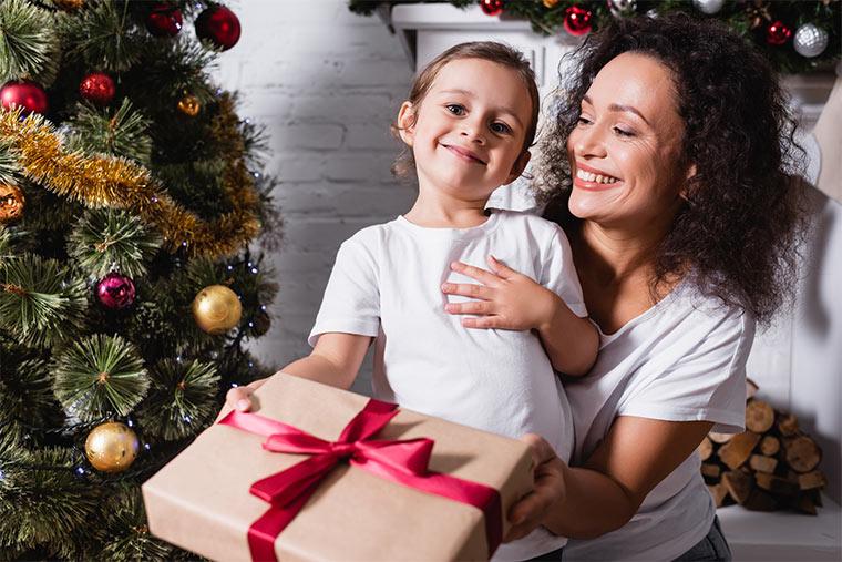 Nachhaltiges Weihnachtsgeschenk