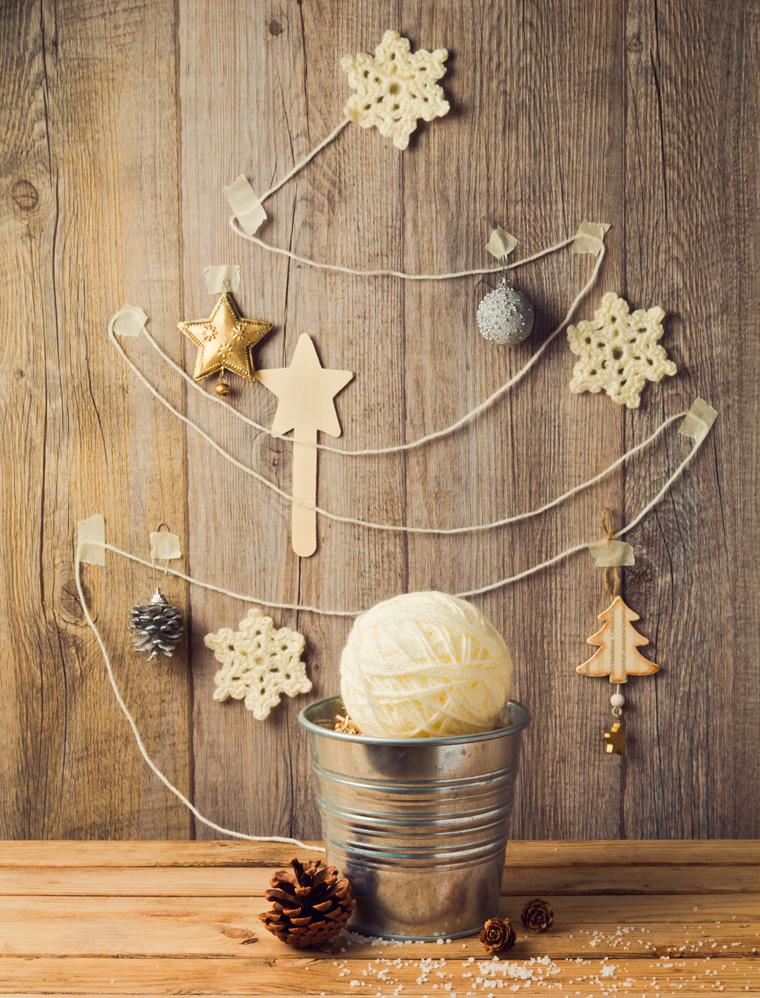 ökologischer Weihnachtsbaum