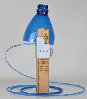 So entsteht aus einer PET Flasche eine Kordel